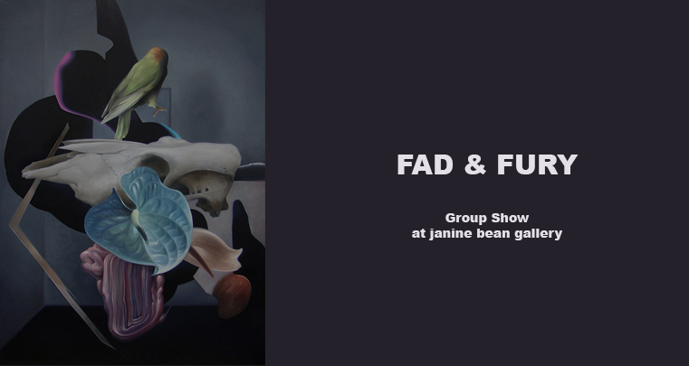"""Fad and Fury"" Gruppenausstellung"